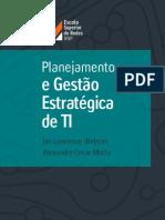 Planejamento e Gestão Estratégica de TI