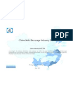China Solid Beverage Industry Profile Cic1535