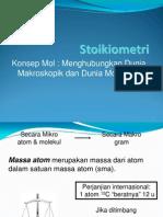 Bab 4 Stoikiometri Mhs