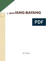 AA Navis - Bayang-Bayang