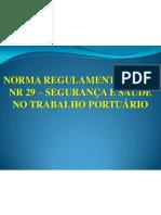 NR 29 - apresentação