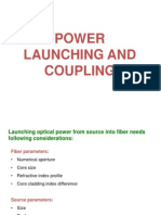 Power Lauching Coupling