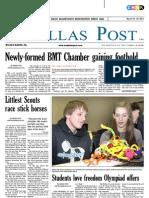The Dallas Post 03-18-2012