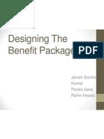 Designing a Benifit Package