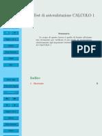 Esercizi Svolti - Derivate