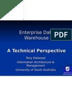 A Data Warehouse Technical Architecture_v3.0(Tony Dalwood)