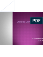 Diet in Dermatology