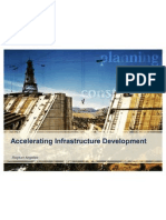Accelerating Infrastructure Development CHAP 5