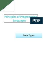 PPL(Unit2 Data Types)
