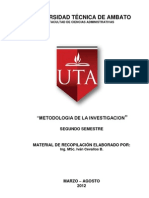 Libro de Metodologia de La Investigacion