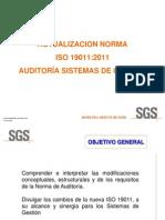 Actualizacion Iso 19011 2011