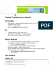 Practical Programming on Android Introduction 4706