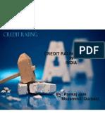 New Presentation 1 Credit Rating Agencies