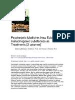 Psychedelic Medicine Eflyer 2010