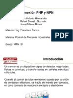 Conexion Pnp y Npn