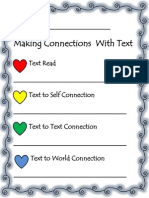 Text Connection Student Activity