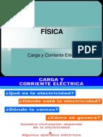 4 Presentacion Clase Carga y Corriente Electrica