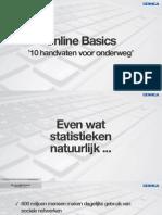 Presentatie - 10 Handvaten Voor Onderweg (vs 2.0)