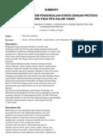 Its-undergraduate-2213-3303100053-Bab1-Studi Literatur Sistem ian Korosi Dengan Proteksi Katodik Pada Pipa Dalam Tanah