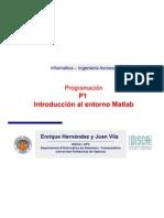 P01-Introducción a Matlab-Introducción a Matlab