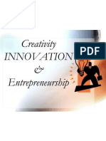 Creativity & Innovation