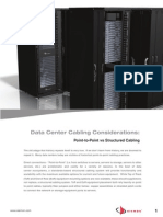 09 06 18 Data Center Point to Point vs Structured Cabling