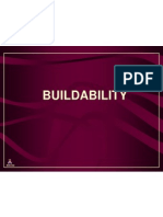 #2 -  BUILDABILITY