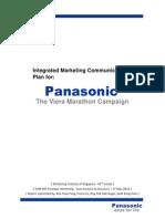 DSM Panasonic Viera IMC Campaign