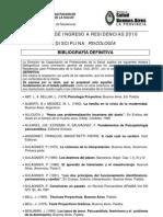 Bibliografia 2010