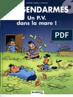Les Gendarmes T06 Un PV Dans La Mare