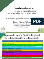 Modulo Intro Duc to Rio, Danny Garcia Callejas Ver 02012012 Arauca