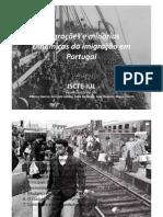 Dinâmicas da imigração em Portugal [Compatibility Mode]