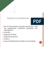 tecnicas de organizacion 4