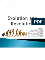Evolution and Revolution_Group 2