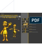 3D Total's Introduction to Rigging 3ds Max