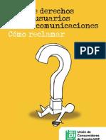 GUIA_DERECHOS Del Usuario de Telecomunicaciones