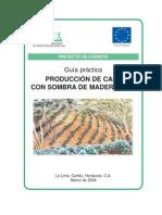 Guia de cultivo de café Honduras