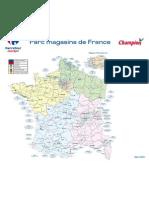 Carte de France Mai 2010
