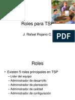 Roles Para TSP