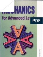 Mechanics For Advanced Level Physics