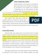 IMC Marketing Notes (97 Format)