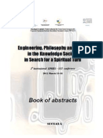 EPHES 2012 - Book of Abstracts
