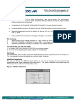 2-Wire Thermal Evaluation Kit Datasheet
