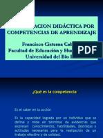 Planificacion Didactica Por Competencias de Aprendizaje Liceo B 36 LA