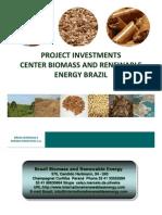 News Brazil Biomass Project Investments