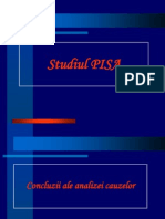 Studiu PISA
