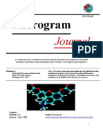 Microgram Journal 2003-1