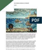 Profecia de una pintura cubana sobre el cambio en el 2016.