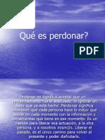 PresentaciónPerdonar
