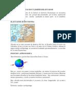Situacion y Limites Del Ecuador